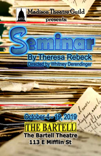 Seminar by Theresa Rebeck in Madison