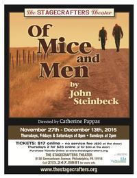 Of MIce And Men in Philadelphia