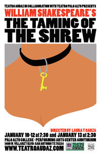 The Taming of the Shrew in San Antonio