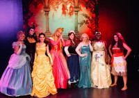 Once Upon A time Princess Show in Houston
