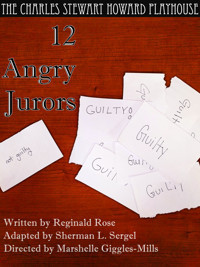 12 Angry Jurors in Broadway