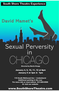 Sexual Perversity in Chicago in Long Island