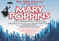 Mary Poppins!  in Broadway