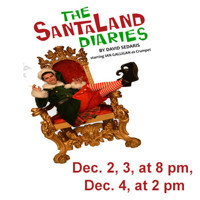 Santaland Diaries in Connecticut