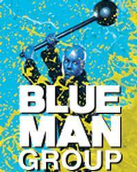 Blue Man Group in Birmingham