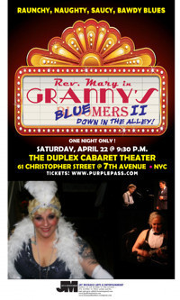 Granny's Blue-Mers II: Down in the Alley in Central New York