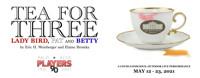 Tea for Three in San Francisco Logo