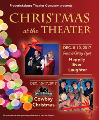 Christmas At The Theater in San Antonio