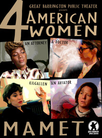 Four American Women by David Mamet in Boston