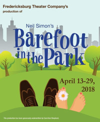 Barefoot In The Park in San Antonio
