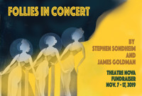 FOLLIES IN CONCERT by Stephen Sondheim & James Goldman in Detroit