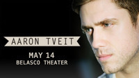 Aaron Tveit @ Belasco Theater in Los Angeles