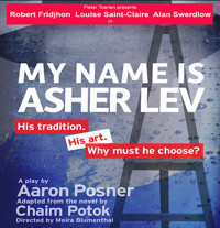MY NAME IS ASHER LEV in South Africa