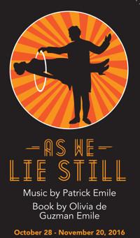 As We Lie Still in Broadway