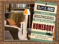 Homebody by Tony Kushner in Boston
