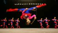 Acrobats of China - The New Shanghai Circus in Connecticut
