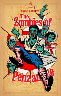 The Zombies of Penzance at New Line Theatre in St. Louis
