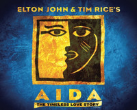 Elton John and Tim Rice's AIDA at The Noel S. Ruiz Theatre in Broadway