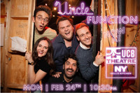 Uncle Function at UCB! in OFF-OFF-BROADWAY