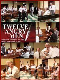 12 ANGRY MEN in Seattle