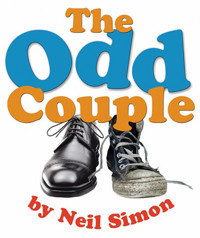 Neil Simon's The Odd Couple in Boston