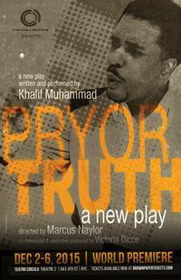 PRYOR TRUTH in Other New York Stages