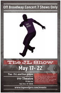 The JL Show in Other New York Stages