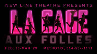 La Cage aux Folles at New Line Theatre in Kansas City