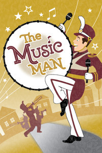THE MUSIC MAN in Broadway