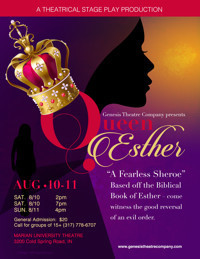 Queen Esther - A Fearless Sheroe in Broadway