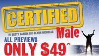Certified Male in Australia - Perth