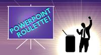 Powerpoint Roulette in Brooklyn