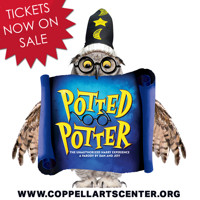 Potted Potter: The Unauthorized Harry Potter Experience in Dallas