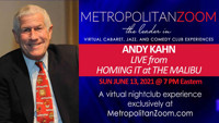 ANDY KAHN ~ LIVE from HOMING IT at THE MALIBU in Long Island Logo