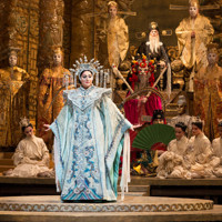 Puccini's Turandot - The Met Opera in HD in Connecticut