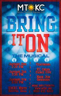 Bring It On: The Musical in Kansas City
