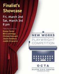 2018 New Works Playwright Competition in Kansas City