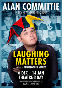LAUGHING MATTERS in South Africa