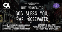 Kurt Vonnegut's God Bless You, Mr. Rosewater in Broadway