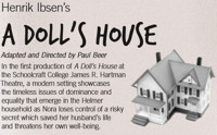 A Doll's House in Broadway