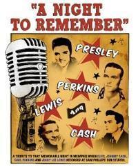 Presley, Perkins, Lewis & Cash in Toronto