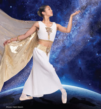 Evanston Dance Ensemble presents Space Odyssey: the solar system in dance in Chicago
