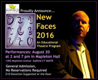 New Faces 2016 in Connecticut