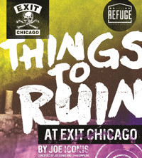 Things to Ruin: The Songs of Joe Iconis in Broadway