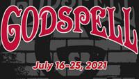 Godspell in New Jersey Logo