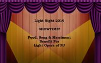 Light Night 2019 in New Jersey