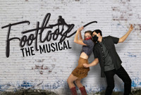 Footloose: The Musical in Ft. Myers/Naples Logo