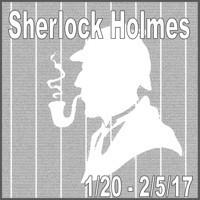 Sherlock Holmes in Broadway