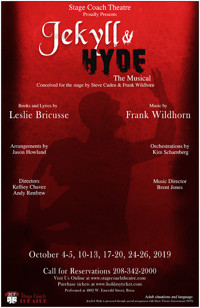 Jekyll & Hyde: The Musical. in Boise