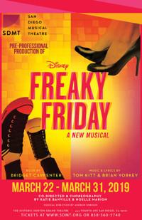 Freaky Friday in San Diego